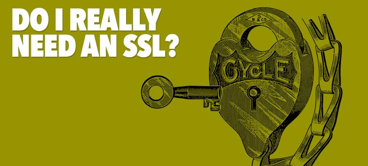 Do I really need an SSL?